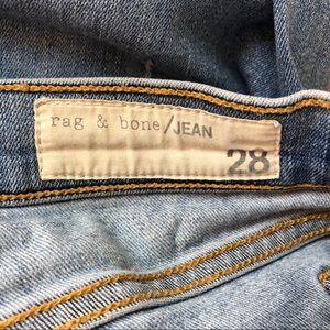 rag & bone Jeans - $10 CLOSET SALE❗️Rag & Bone Skinny Jeans Size 28